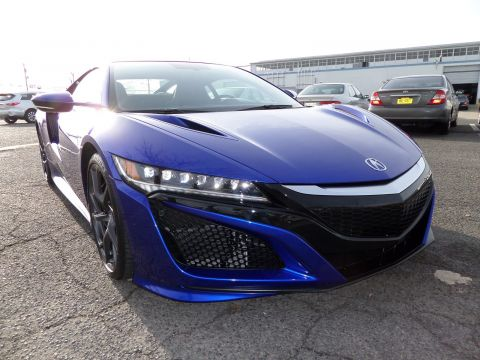 Pre-Owned 2017 Acura NSX  AWD