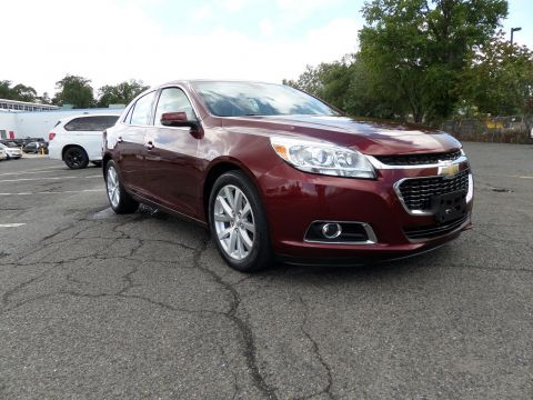 Pre-Owned 2015 Chevrolet Malibu LTZ FWD 4dr Car