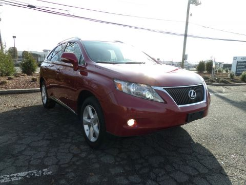 Pre-Owned 2011 Lexus RX 350  AWD