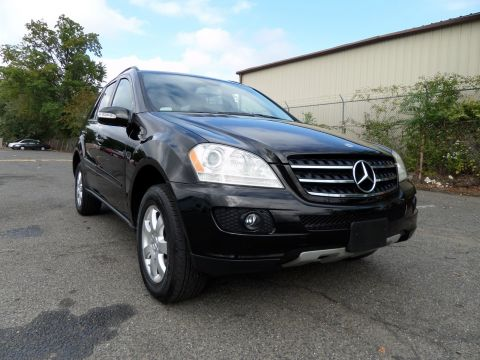 Pre-Owned 2007 Mercedes-Benz M-Class 3.5L AWD