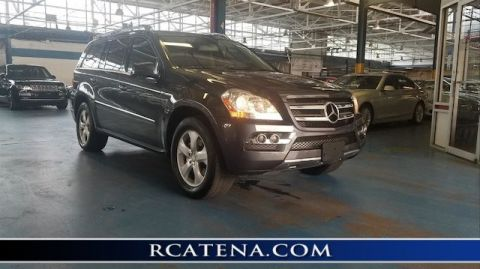 Pre-Owned 2011 Mercedes-Benz GL-Class GL 450 AWD