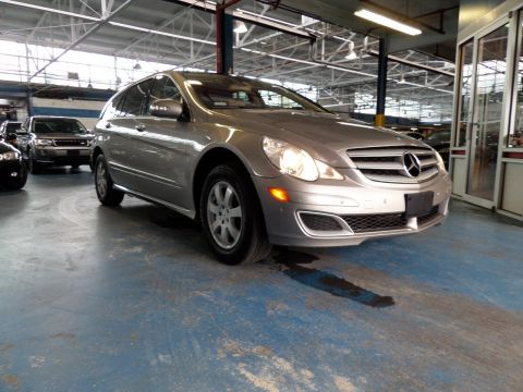 Pre-Owned 2007 Mercedes-Benz R-Class 3.5L AWD