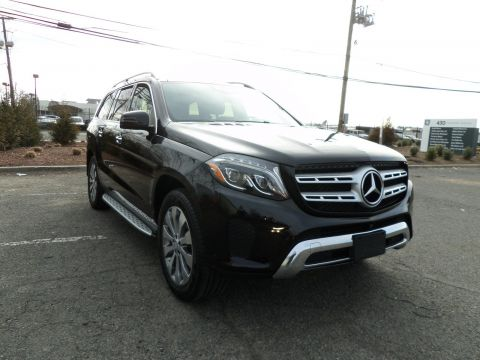 Pre-Owned 2017 Mercedes-Benz GLS GLS 450 AWD