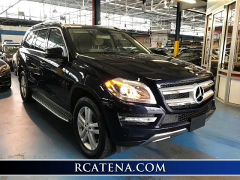 Pre-Owned 2015 Mercedes-Benz GL 450  AWD