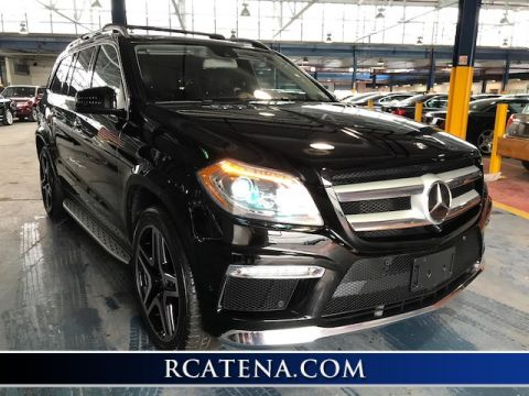 Pre-Owned 2016 Mercedes-Benz GL 550 On/Off Road AWD