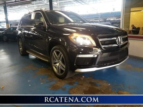 Pre-Owned 2013 Mercedes-Benz GL 63 AMG®  AWD