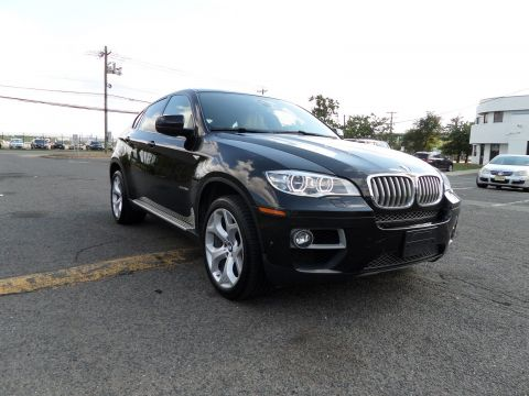 Pre-Owned 2013 BMW X6 xDrive50i With Navigation & AWD