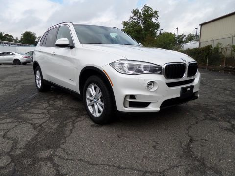Pre-Owned 2015 BMW X5 xDrive35d With Navigation & AWD
