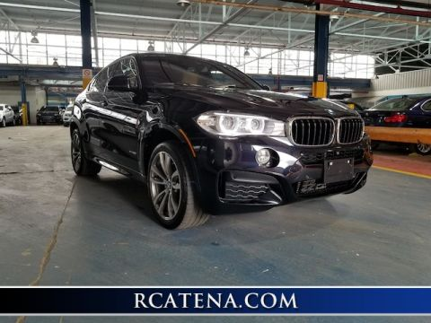 Pre-Owned 2015 BMW X6 xDrive35i AWD