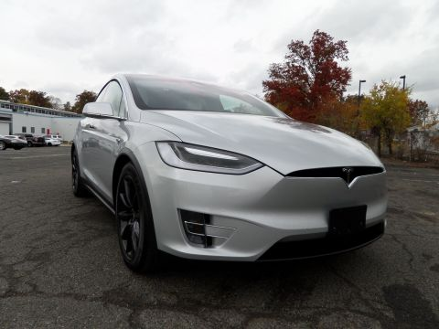 Pre-Owned 2016 Tesla Model X 75D With Navigation & AWD