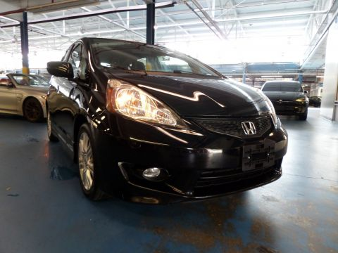 Pre-Owned 2011 Honda Fit Sport FWD Hatchback
