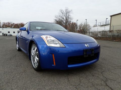 Pre-Owned 2005 Nissan 350Z Enthusiast RWD 2dr Car
