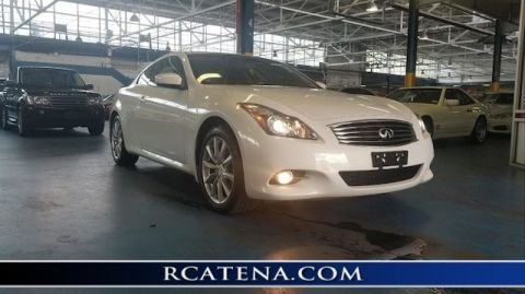 Pre-Owned 2013 INFINITI G37 Coupe x AWD