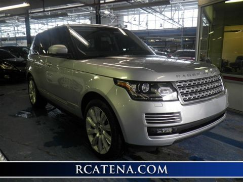 Pre-Owned 2013 Land Rover Range Rover Supercharged 4WD