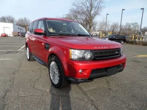 Pre-Owned 2012 Land Rover Range Rover Sport HSE With Navigation & 4WD