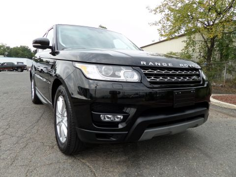 Pre-Owned 2015 Land Rover Range Rover Sport SE With Navigation & 4WD