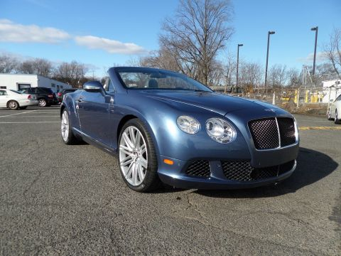 Pre-Owned 2014 Bentley Continental GT Speed  With Navigation & AWD