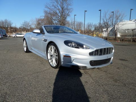 Pre-Owned 2012 Aston Martin DBS  With Navigation