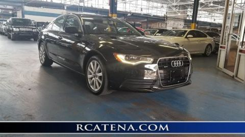 Pre-Owned 2013 Audi A6 3.0T Premium Plus AWD