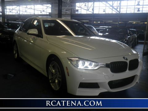 Pre-Owned 2014 BMW 335i i xDrive M Sport AWD