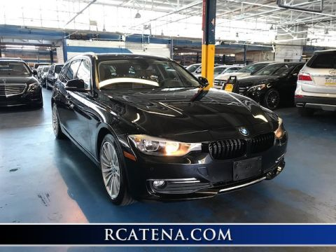 Pre-Owned 2014 BMW 328d xDrive AWD
