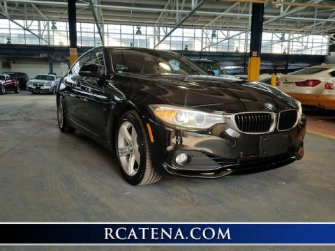 Pre-Owned 2015 BMW 428i xDrive w/SULEV Gran Coupe AWD