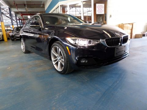 Pre-Owned 2019 BMW 4 Series 430i xDrive With Navigation & AWD