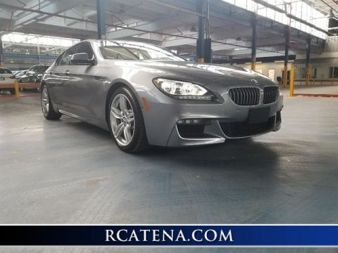 Pre-Owned 2015 BMW 640i xDrive Gran Coupe AWD