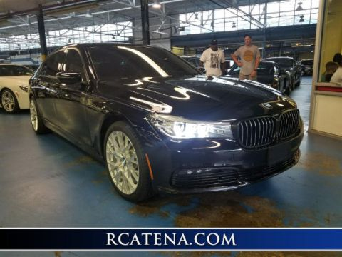 Pre-Owned 2017 BMW 740i xDrive AWD