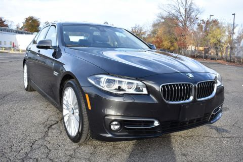 Pre-Owned 2015 BMW 5 Series 550i xDrive With Navigation & AWD