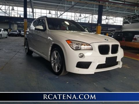 Pre-Owned 2014 BMW X1 xDrive 28i AWD