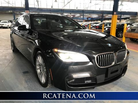 Pre-Owned 2015 BMW 750Li xDrive AWD
