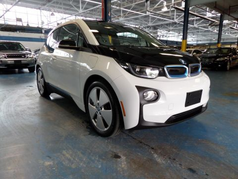 Pre-Owned 2016 BMW i3  With Navigation