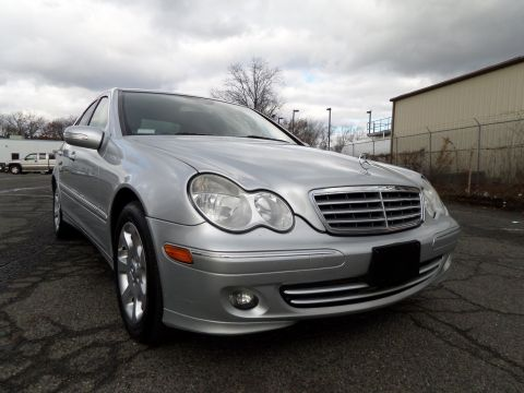 Pre-Owned 2006 Mercedes-Benz C-Class Luxury AWD