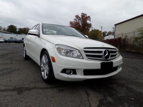 Pre-Owned 2008 Mercedes-Benz C-Class 3.0L Luxury RWD 4dr Car