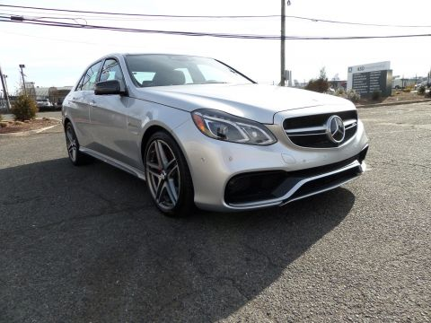 Pre-Owned 2014 Mercedes-Benz E-Class E 63 AMG® S-Model AWD