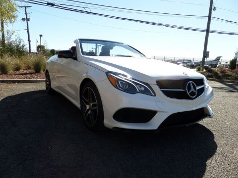 Pre-Owned 2016 Mercedes-Benz E-Class E 400 RWD Convertible