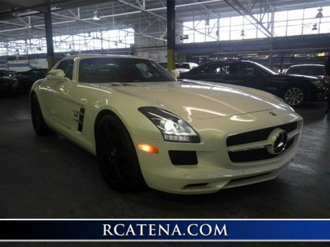 Pre-Owned 2012 Mercedes-Benz SLS AMG®  RWD Coupe