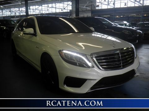 Pre-Owned 2014 Mercedes-Benz S63 AMG® S63 AWD