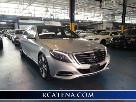 Pre-Owned 2015 Mercedes-Benz S 550 4-matic AWD