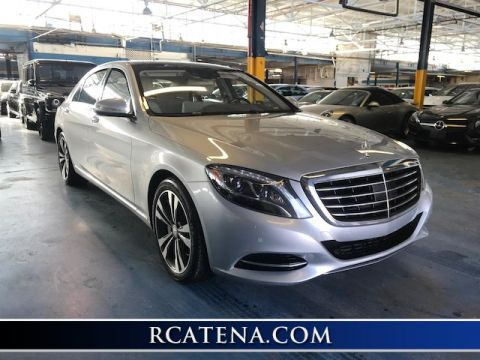 Pre-Owned 2015 Mercedes-Benz S 550  AWD