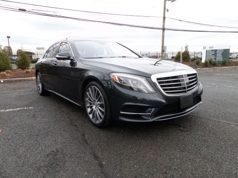 Pre-Owned 2016 Mercedes-Benz S-Class S 550 With Navigation & AWD
