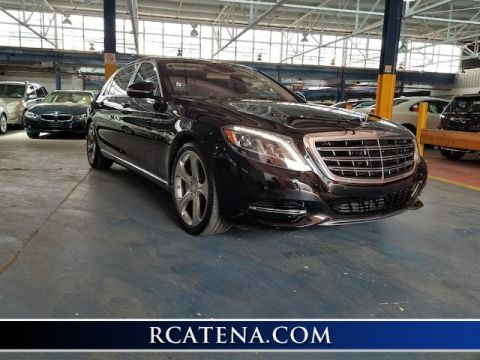 Pre-Owned 2016 Mercedes-Benz S-Class Maybach S 600 With Navigation