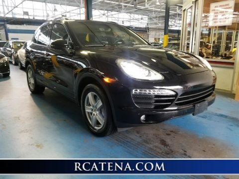 Pre-Owned 2013 Porsche Cayenne Base AWD