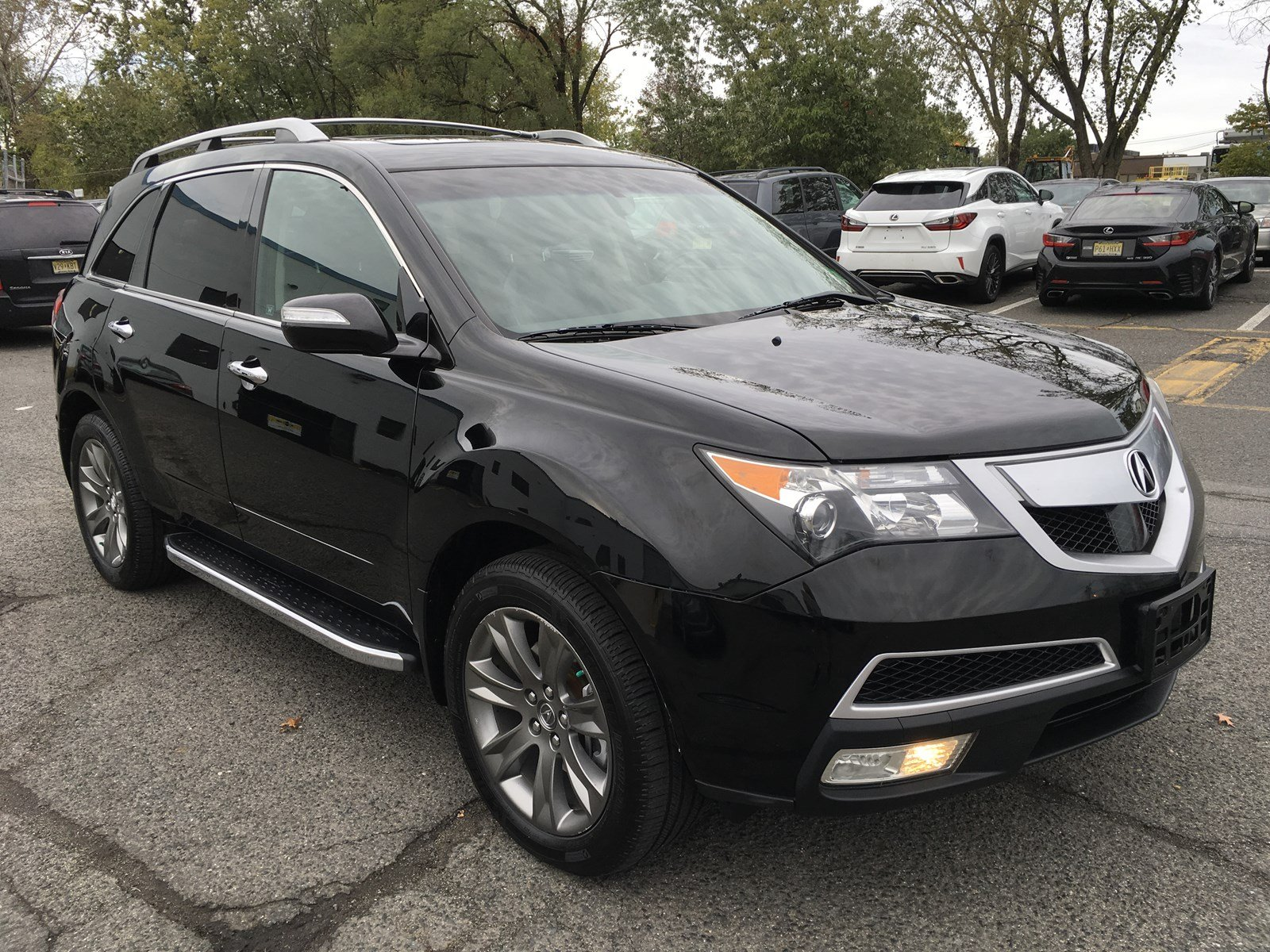 Pre-Owned 2010 Acura MDX Advance/Entertainment Pkg