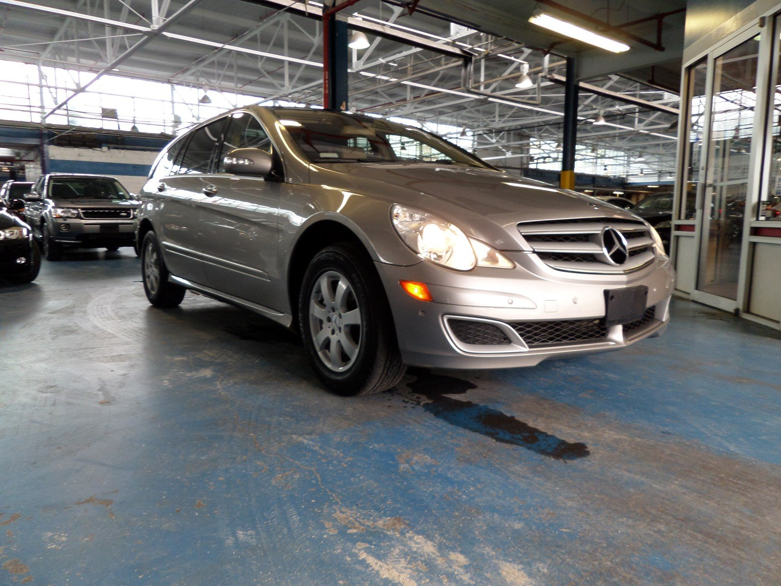 Pre-Owned 2007 Mercedes-Benz R-Class 3.5L
