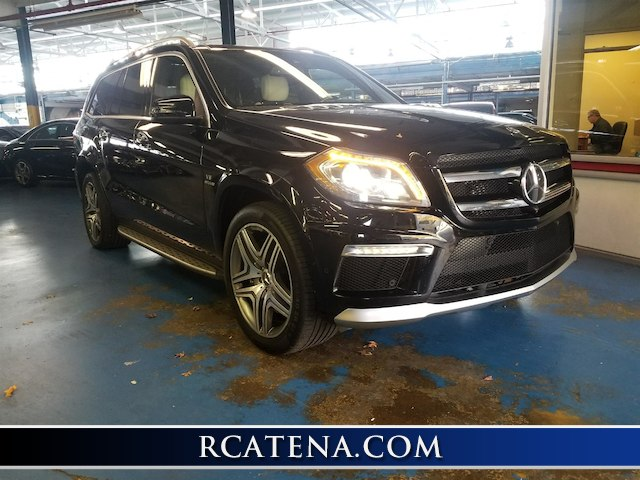 Pre-Owned 2013 Mercedes-Benz GL 63 AMG®