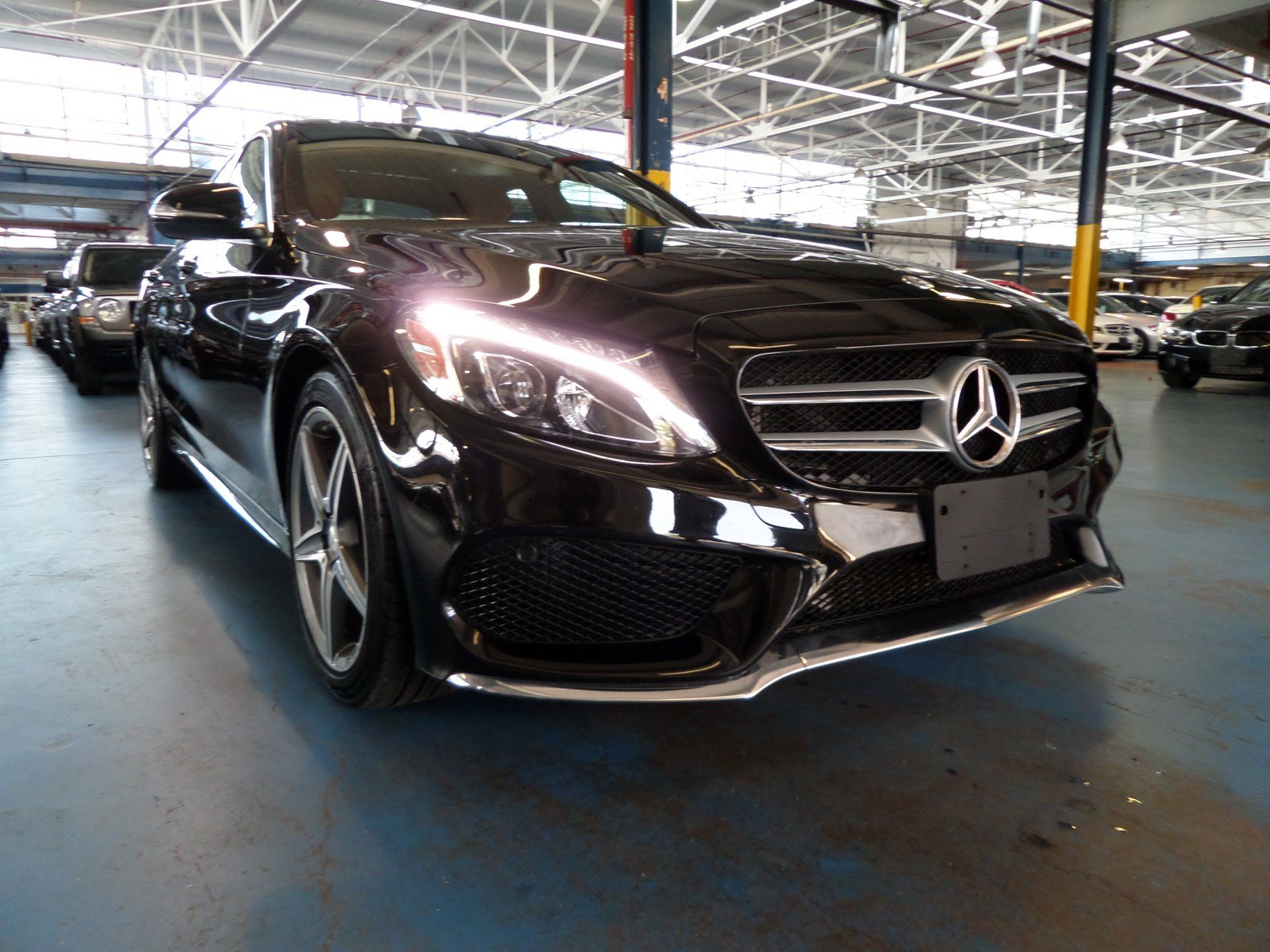 Pre Owned 2015 Mercedes Benz C Class C 300 Sport