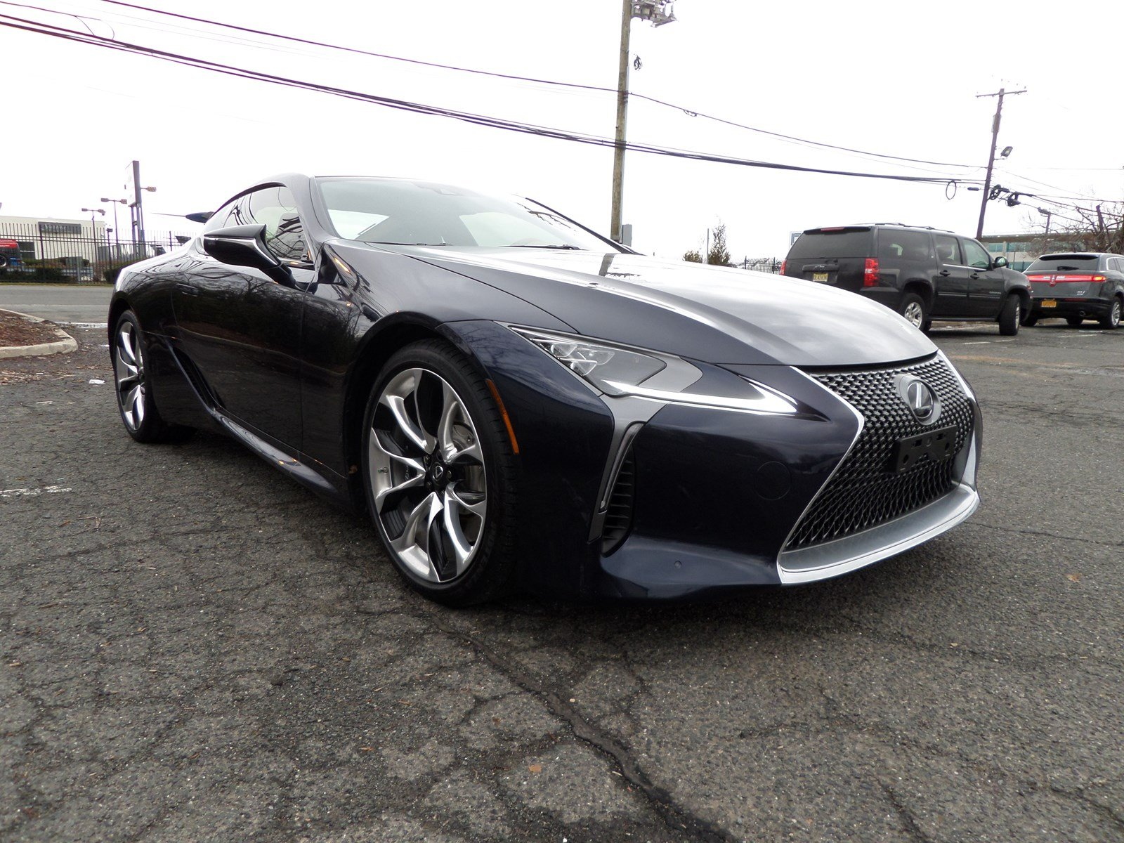 Pre-Owned 2018 Lexus LC LC 500