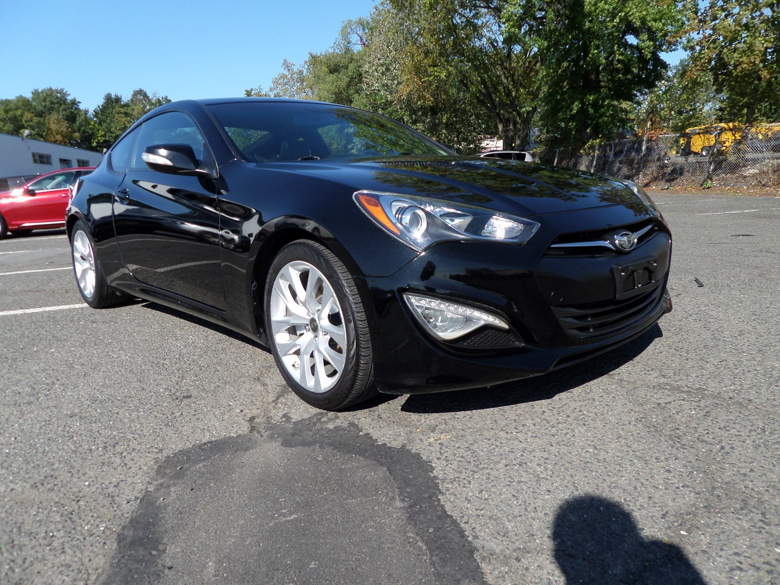 Pre-Owned 2013 Hyundai Genesis Coupe 3.8 Grand Touring